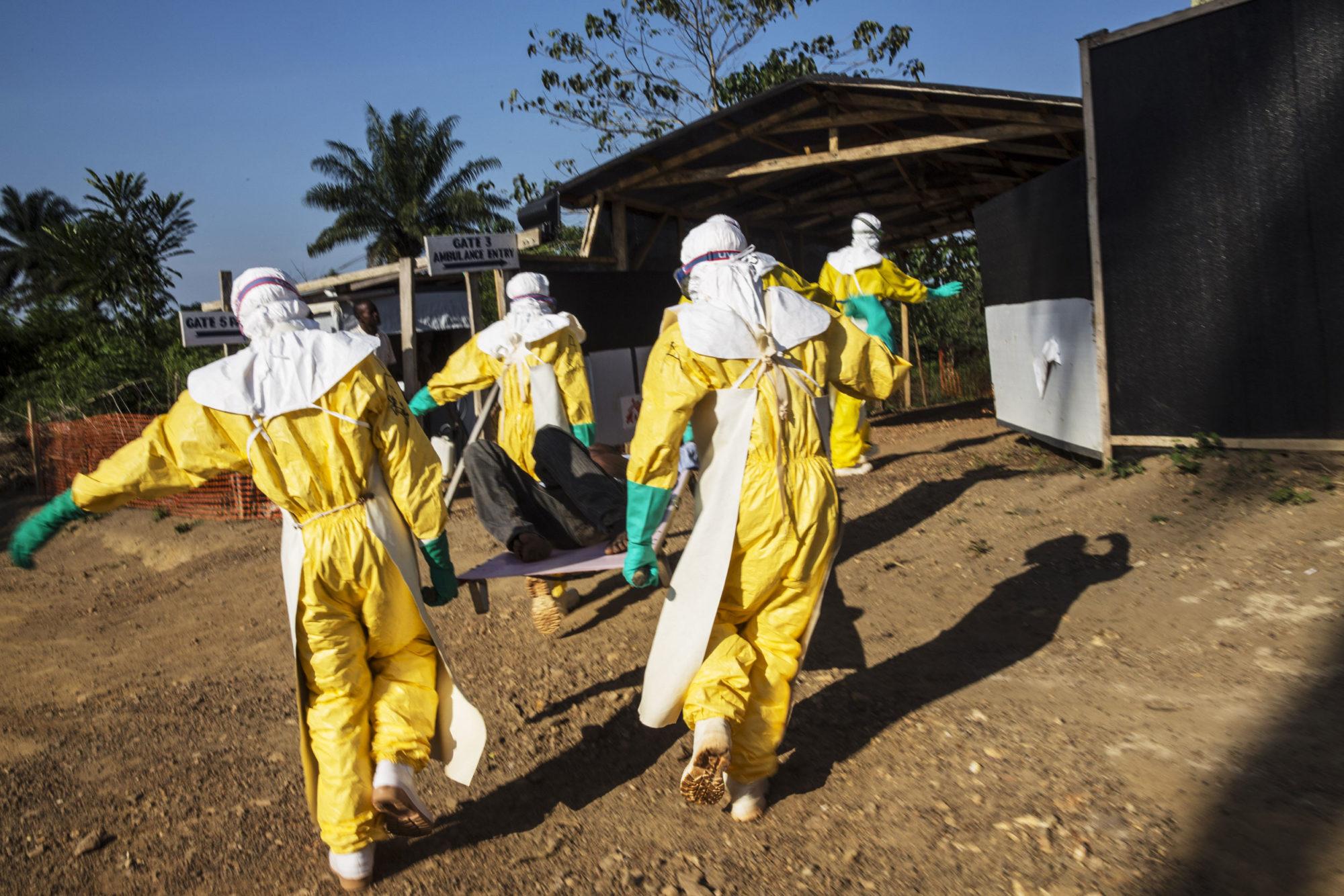 Ebola udbrud Kailahun Sierra Leone
